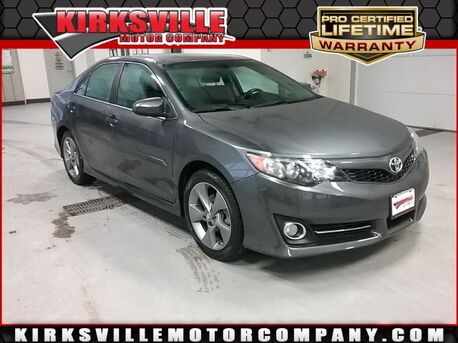 2014_Toyota_Camry_4dr Sdn I4 Auto SE Sport (Natl) *Ltd Avail*_ Kirksville MO