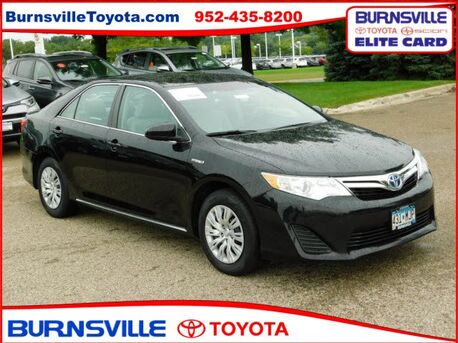 2014_Toyota_Camry Hybrid_LE_ Burnsville MN
