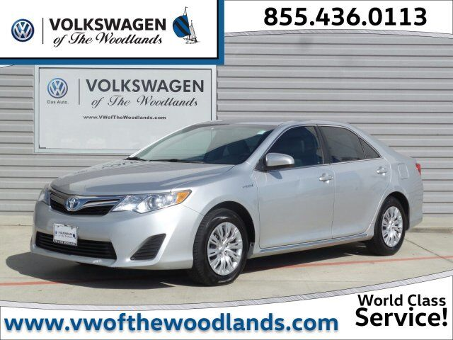 2014 Toyota Camry Hybrid LE The Woodlands TX