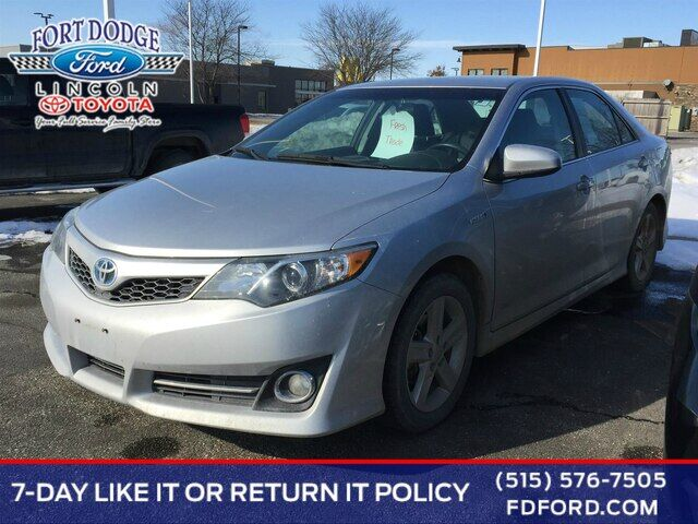 2014 Toyota Camry Hybrid SE Limited Edition Fort Dodge IA