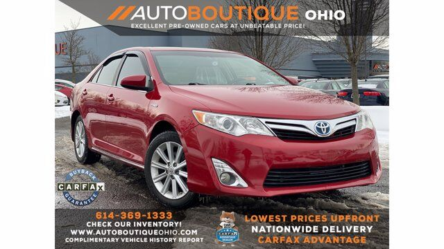 2014 Toyota Camry Hybrid XLE Columbus OH