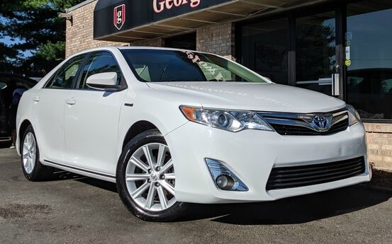 2014 Toyota Camry Hybrid XLE Georgetown KY