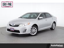 2014_Toyota_Camry Hybrid_XLE_ Naperville IL