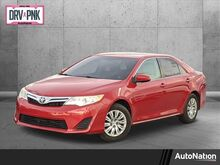 2014_Toyota_Camry_L_ Fort Lauderdale FL