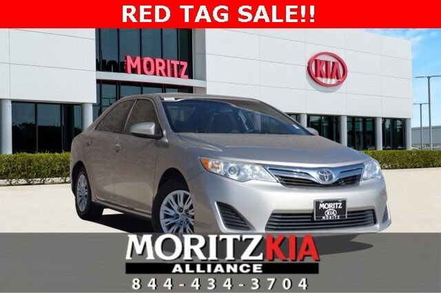 2014 Toyota Camry L Fort Worth TX