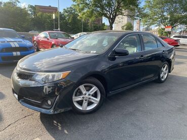2014_Toyota_Camry_L_ Worcester MA