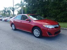 2014_Toyota_Camry_LE_  FL