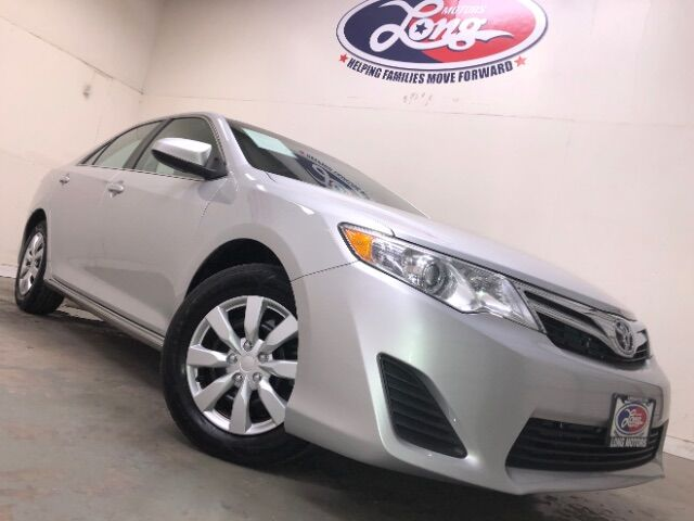 2014 Toyota Camry LE New Braunfels TX