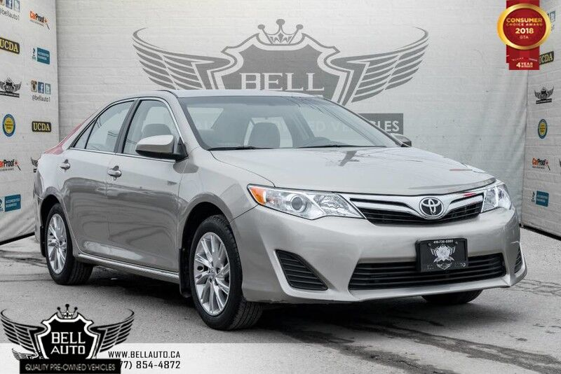 2014 Toyota Camry LE, BACK-UP CAM, NAVI, BLUETOOTH, VOICE COMMAND Toronto ON