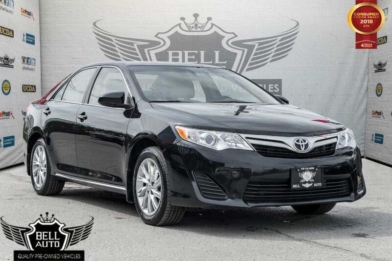 2014 Toyota Camry LE BACK-UP CAMERA SUNROOF BLUETOOTH ALLOY WHEELS Toronto ON