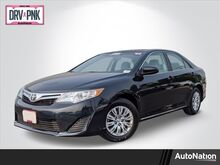 2014_Toyota_Camry_LE_ Buena Park CA