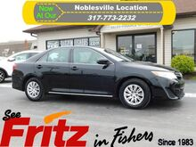 2014_Toyota_Camry_LE_ Fishers IN