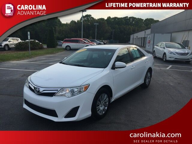 2014 Toyota Camry LE High Point NC