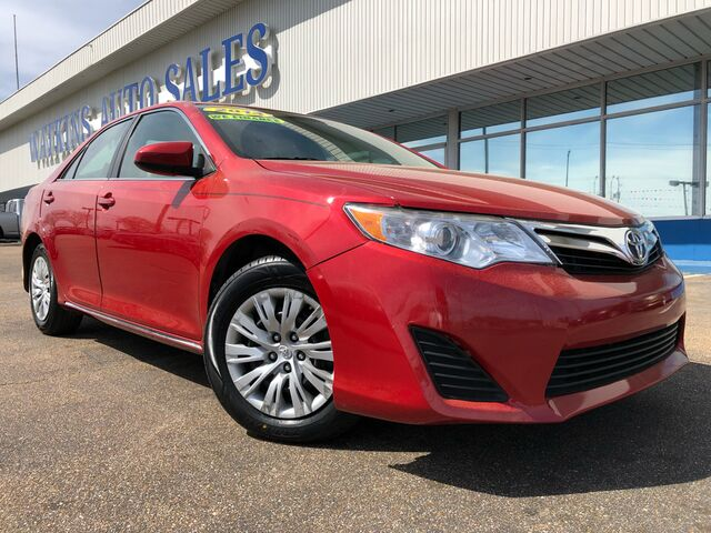 2014 Toyota Camry LE Jackson MS