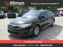 2014_Toyota_Camry_LE_ Jacksonville FL