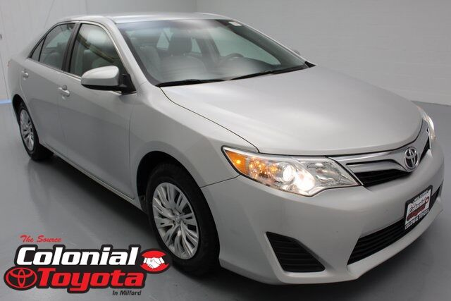 2014 Toyota Camry LE Milford CT
