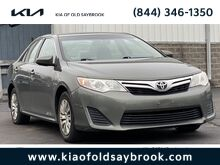 2014_Toyota_Camry_LE_ Old Saybrook CT