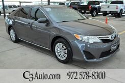 2014_Toyota_Camry_LE_ Plano TX