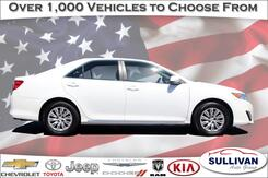 2014_Toyota_Camry_LE_ Roseville CA