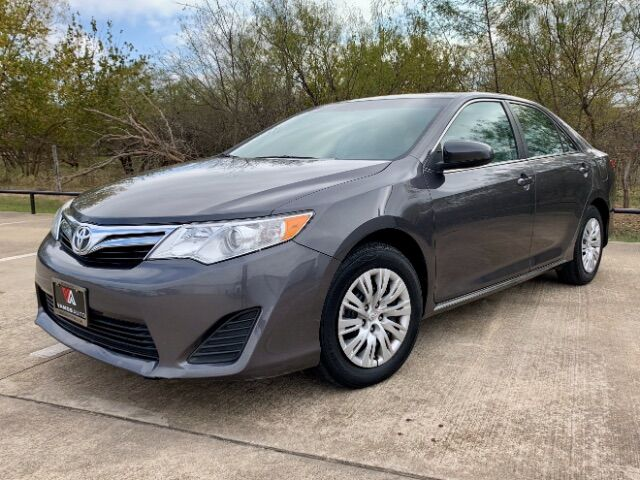 2014 Toyota Camry LE Terrell TX