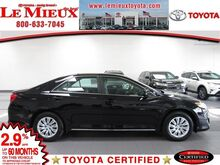 2014_Toyota_Camry_LE_ Green Bay WI