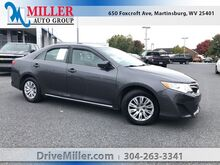 2014_Toyota_Camry_LE_ Martinsburg