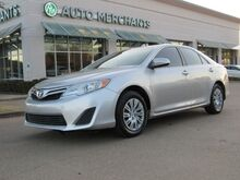 2014_Toyota_Camry_LE*BLUETOOTH CONNECTION,BACKUP CAM,KEYLESS ENTRY,AUX INPUT_ Plano TX