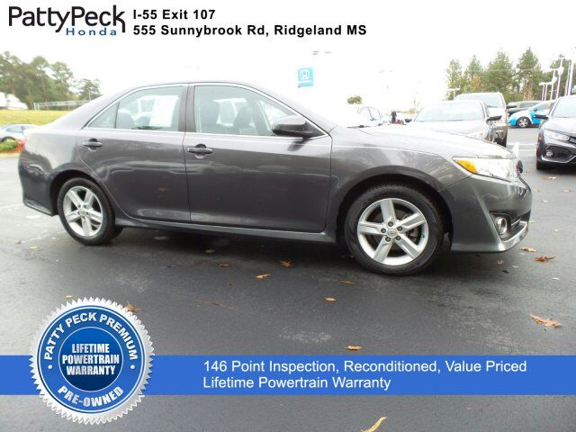 2014 Toyota Camry SE FWD Jackson MS