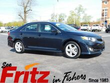 2014_Toyota_Camry_SE_ Fishers IN