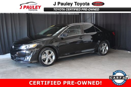 2014_Toyota_Camry_SE_ Fort Smith AR