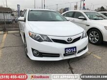2014_Toyota_Camry_SE NAV LEATHER ROOF CAM_ London ON