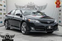 Toyota Camry SE NAVIGATION BACK-UP CAMERA SUNROOF BLUETOOTH 2014