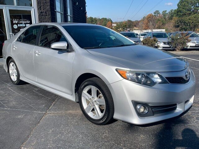 2014 Toyota Camry SE Sport Raleigh NC