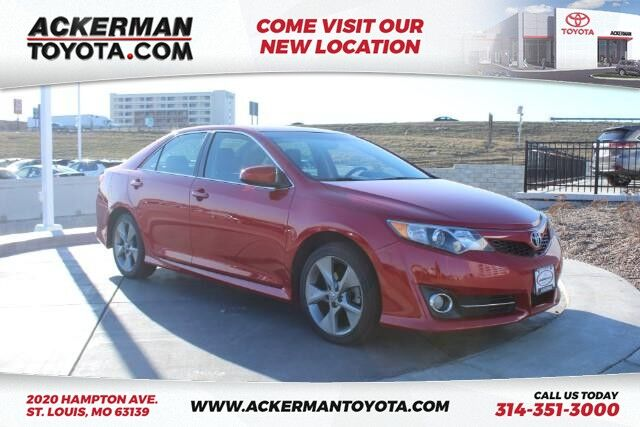 2014 Toyota Camry SE Sport St. Louis MO