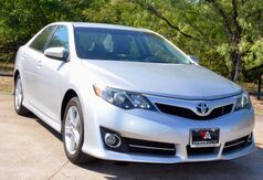 2014_Toyota_Camry_SE_ Terrell TX