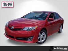 2014_Toyota_Camry_SE_ Wesley Chapel FL