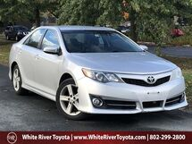 2014 Toyota Camry SE White River Junction VT