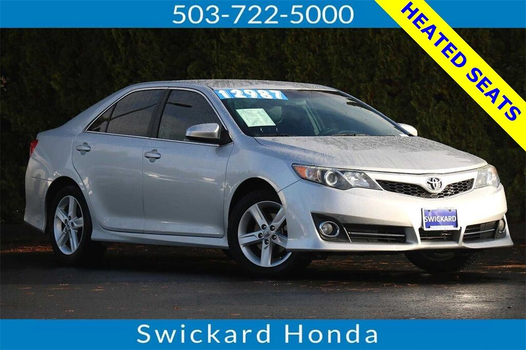 2014 Toyota Camry SE Gladstone OR