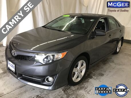 2014_Toyota_Camry_SE_ Dudley MA