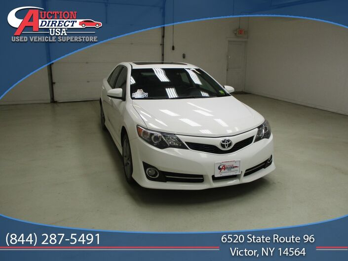 2014 Toyota Camry SE Raleigh