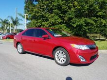 2014_Toyota_Camry_XLE_  FL