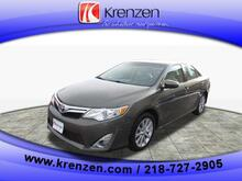 2014_Toyota_Camry_XLE_ Duluth MN