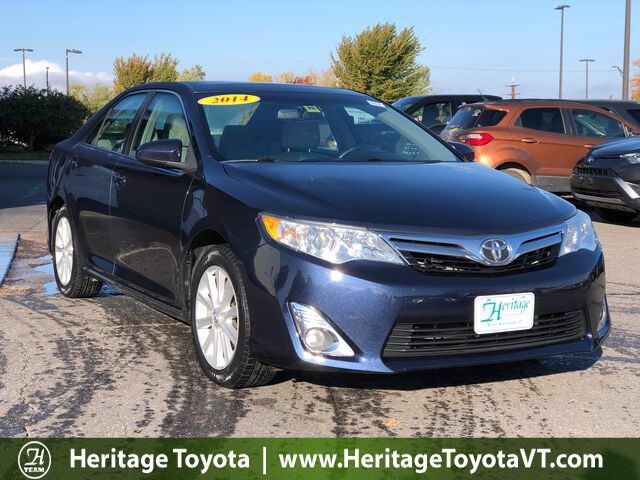 2014 Toyota Camry XLE South Burlington VT