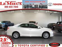 2014_Toyota_Camry_XLE_ Green Bay WI