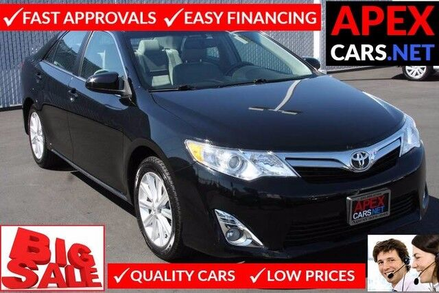 2014 Toyota Camry XLE Fremont CA