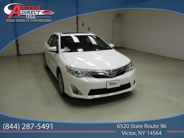 2014 Toyota Camry XLE Raleigh