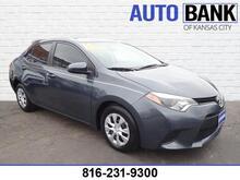 2014_Toyota_Corolla__ Kansas City MO
