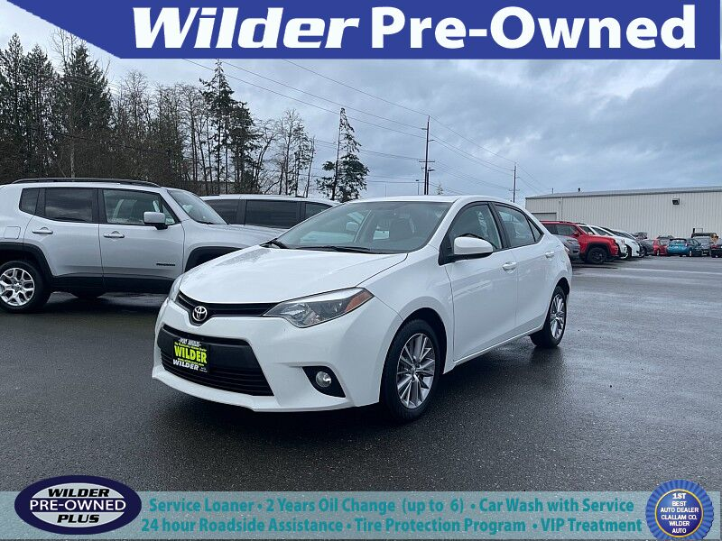 2014 Toyota Corolla 4d Sedan LE Premium Port Angeles WA