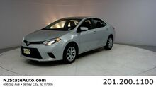 2014_Toyota_Corolla_4dr Sedan CVT LE_ Jersey City NJ