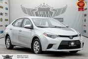 2014 Toyota Corolla CE, NO ACCIDENT, BLUETOOTH, PWR MIRRORS, TRACTION CNTRL Toronto ON
